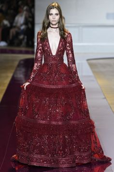 Zuhair Murad Fall 2016 Couture Collection Photos - Vogue
