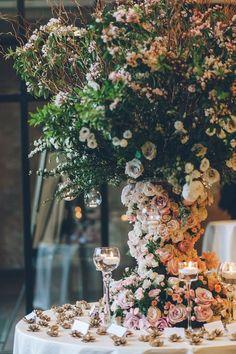 Pretty Pink & Gold Wedding | Pearl Paper Studio | Ben Lau Photography | Whimsy Weddings | Bridal Musings Wedding Blog