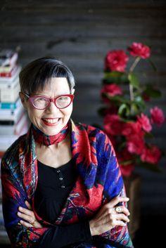 Aussie Style Icon - Designer Jenny Kee
