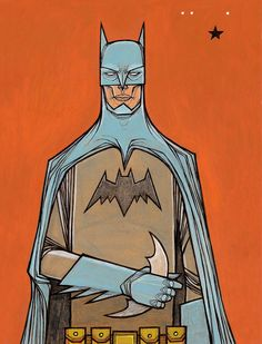 Batman poster by MATTYCIPOV