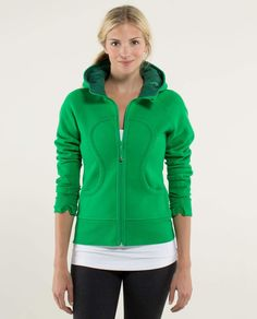 scuba hoodie *stretch (lined hood) | women's jackets and hoodies | lululemon athletica I love these hoodies. Someday I will get one!<3