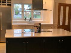 Aspen De Lusso- Hartwell, Northampton - Rock and Co Granite Ltd Aspen, Double Vanity, Granite, Home, House, Homes, Houses