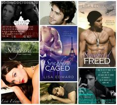 The Songbird Trilogy by Lisa Edward