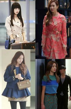 K-drama characters have the best wardrobes! Whose closet would you raid?