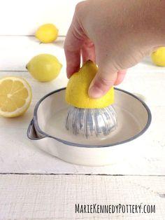 Unique Antique Lemon Juicer