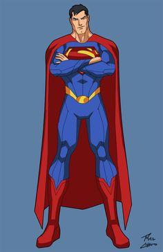 "Superman Man of Steel"""