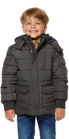 Jacket Grey Mellee