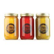 Balakian Farms Organic Blended Heirloom Tomatos.  I really want to try some of these.
