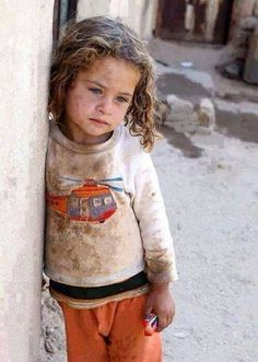 I'm missing my parent and my toy - Stop the war in Syria