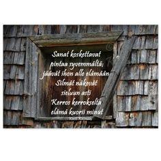 Elämä on – Kirstinkammari Lyric Quotes, Words Quotes, Lyrics, Sayings, Bad Day Quotes, Life Quotes, Finnish Words, Beautiful Mind, Letter Board