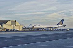 United Airlines SFO 2015