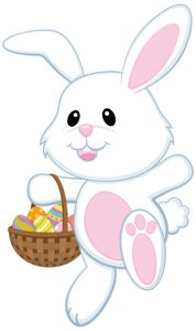 Bunny easter. Best conejo clipart