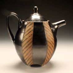 Teapot by Karl Borgeson