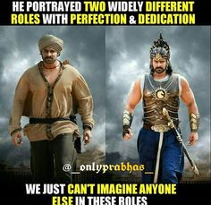 Hats off to this man for spending his 5 years for this series 🙏🙏 God Bless Him with more and more success ☺ Proud to be Prabhas fan From Chennai Bahubali Movie, Bahubali 2, Prabhas And Anushka, Prabhas Pics, Photos, Vijay Actor, Indian Movies, This Man, Movie Quotes