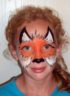 cute and fast fox mask