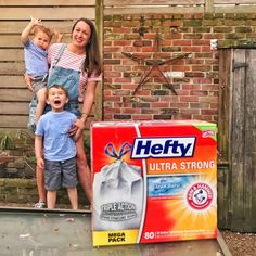 I Got It From My Mama -  a little Mother's Day Love for my Mom /  on the blog - http://www.andherlittledogtoo.com/2018/05/i-got-it-from-my-mama-a-little-mothers-day-love-for-my-mom  @Hefty  Hefty® Partner