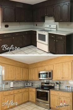 13 best cabinet resurfacing images new kitchen armoires rh pinterest com