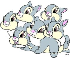 TOONPOOL Cartoons - disney rabbits by GaGagraceIE, tagged disney, rabbits - Category Famous People - rated / Bambi Disney, Panpan Disney, Bambi And Thumper, Disney Love, Bunny Tattoos, Rabbit Tattoos, Disney Images, Disney Pictures, Bunnies