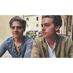Sprouse twins penis size assured, what