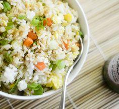 Weight Watcher's Fried Rice – Recipe Diaries