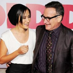 Zelda Williams Pays Tribute to Father Robin Williams in Honor of World Mental Health Day