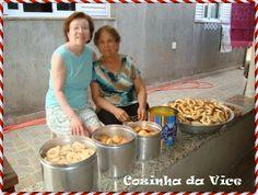 Alquimia na Cozinha da Vice: Bolachinhas D. Elza