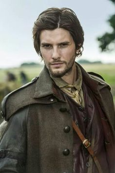 Ben Barnes as Samuel Adams in Sons of Liberty ♡