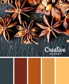fall colors Home Color Schemes Paint Pallets For 42 Ideas For 2019 House Color Schemes, Colour Schemes, House Colors, Color Combos, Color Combinations Home, Fall Color Palette, Colour Pallette, Warm Color Palettes, Pallet Painting