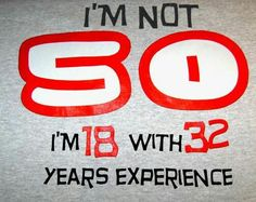 18 + 32 = 50