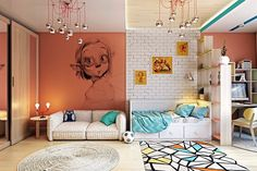 Roohome.com – Decorate the room of children is something that is fun, especially if you make a kid's room or they room become a place that they can use to play as well as learn and perf…