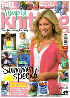 Simply Knitting 2011 83