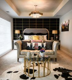 One Room Challenge: Master Bedroom in Hudson