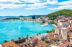 split croatia - Google Search Croatia Itinerary, Croatia Travel Guide, Cool Places To Visit, Places To Travel, Places To Go, Beautiful Islands, Beautiful Beaches, Jamaica Holidays, Destinations