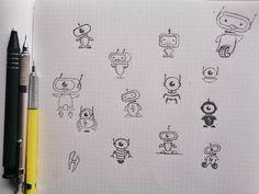 Robot Sketch                                                                                                                                                                                 Más