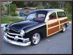 1951 Ford Woody #ford #woody #cars #classic #vintage #cars #auto #beyerford #morristown #newjersey #nj