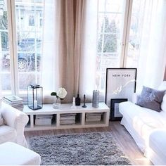 IKEA shelves on the floor