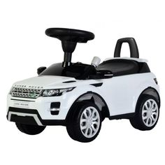 Land Rover Range Rover Evoque with Sound - White and thousands more of the very best toys at Fat Brain Toys. Beautifully detailed and designed just like a real Land Rover Range Rover Evoque, this stunning and sturdy luxury ride. New Sports Cars, Exotic Sports Cars, Sport Cars, Exotic Cars, Range Rover Evoque, Jaguar Xk, Jaguar E Type, Range Rover White, Push Toys
