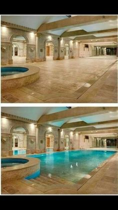 hidden swimming pool ❤