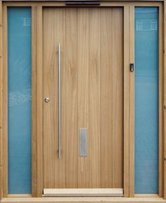 Urban Front - Contemporary front doors UK | designs c-range