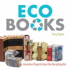Forty innovative book-making ideas using recycled and green materials! More than just earth-friendly, they're also beautiful, clever, and witty, stitched with traditional binding techniques. Egg cartons, wood, beer cans, and cassette tapes morph into covers, while brown bags, coffee filters, and discarded newspapers are transformed into pages.