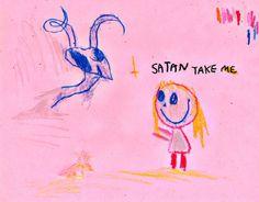 HAI Satan :)