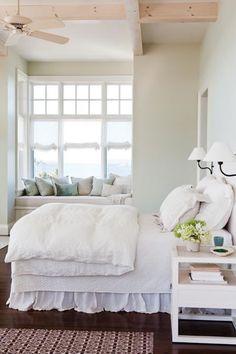 Dormitorios blancos 4