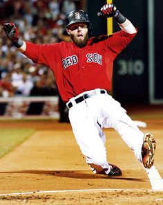 Dustin Pedroia Boston Red Sox www.realdealsontheweb.com www.advocare.com/130433273 One of my favorites!!