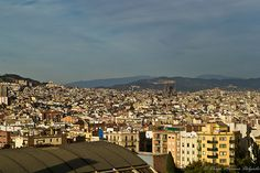 Tejados de Barcelona