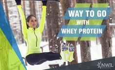 During #winter, one of the most essential components for a #training #diet is #protein. Up your protein intake during winter by using powdered forms of protein, such as #wheyprotein, immediately after a training session.