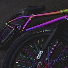 KHE bikes are bitchin #bmxbike