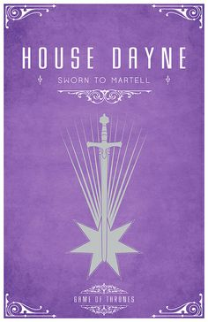 House Dayne by liquidsouldesign, via Flickr