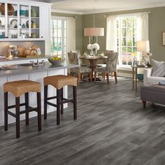 mannington adura distinctive plank seaport - anchor color (gray) could be nice
