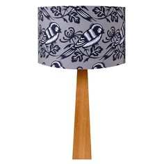 Grey Birdy Table Lamp - 2 colours available