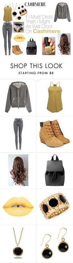 """""""Cashmere Drool"""" by mistress-sapphire ❤ liked on Polyvore featuring interior, interiors, interior design, home, home decor, interior decorating, Burberry, Angie, Topshop and Timberland"""